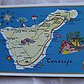 Iles canaries - Ténérife