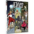 Heroics - la couv'