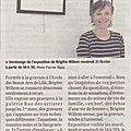 Article expo Brigitte WILLEM