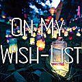 On my wish list #18