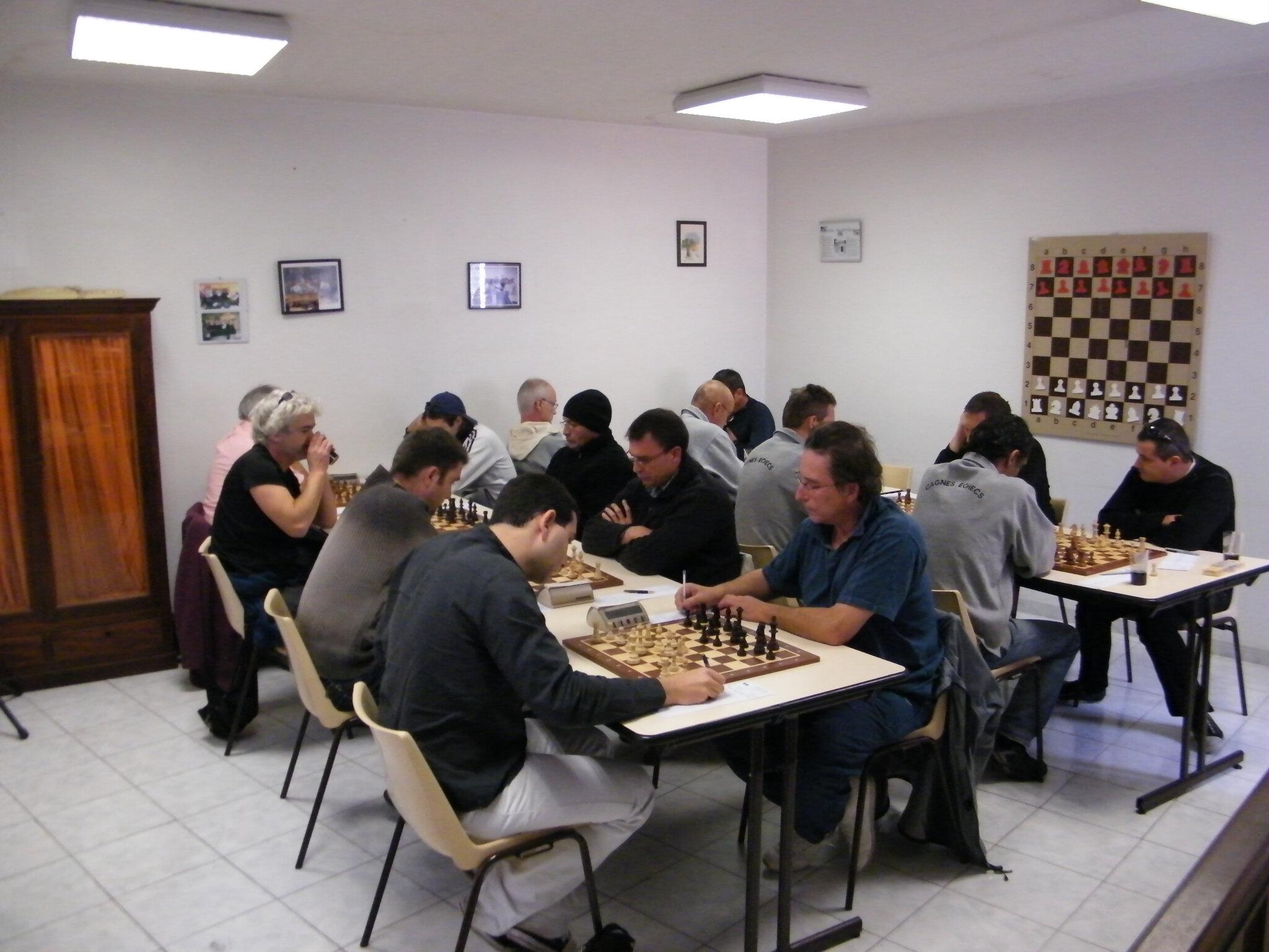 N4 2010-2011 R1 Cagnes-sur-Mer vs Les Arcs-sur-Argens (2)