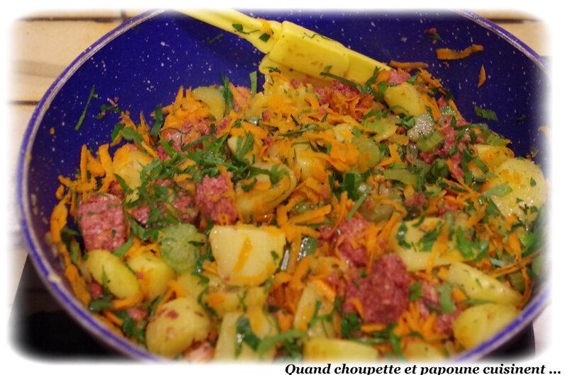 poêlée de pommes de terre au corned-beef-740