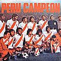 28 octobre 1975 PEROU COPA AMERICA