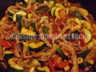 sauté de porc légumes du soleil 03
