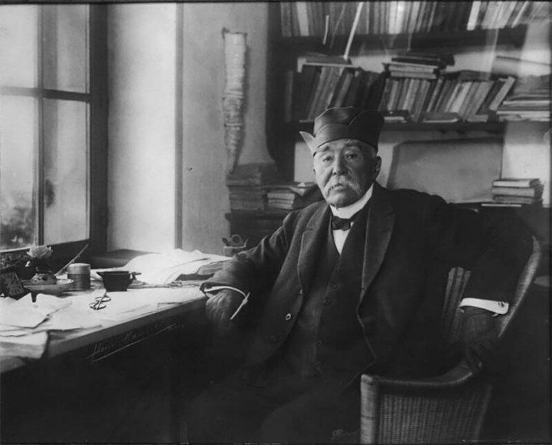 Il y a 90 ans, le 24 novembre 1929, disparaissait Georges Clemenceau !