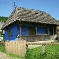 village cottage, Bucovina