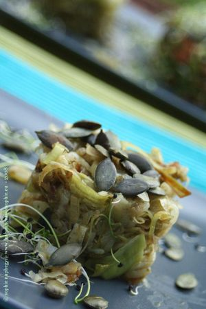 tartare_saumon_fondue_poireau_zoom
