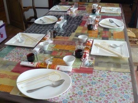 Decoration Papier Table Magasin