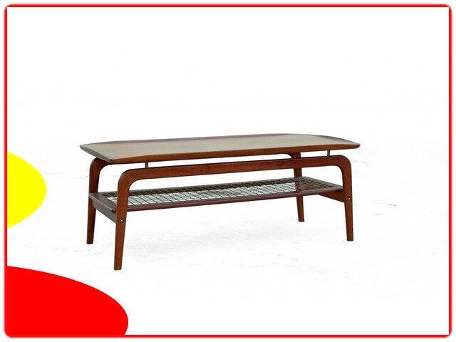 table basse danoise teck