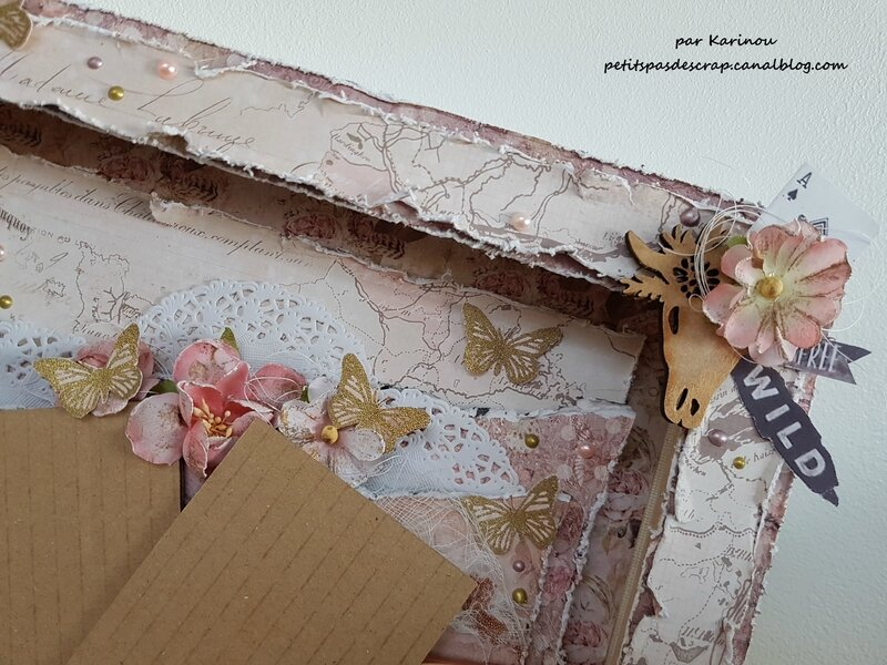 Canvas Shabby ter
