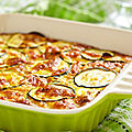 Gratin de courgettes weight watchers...... 4 personnes 2 pts par personne
