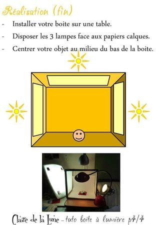 tuto boite à lumière 4