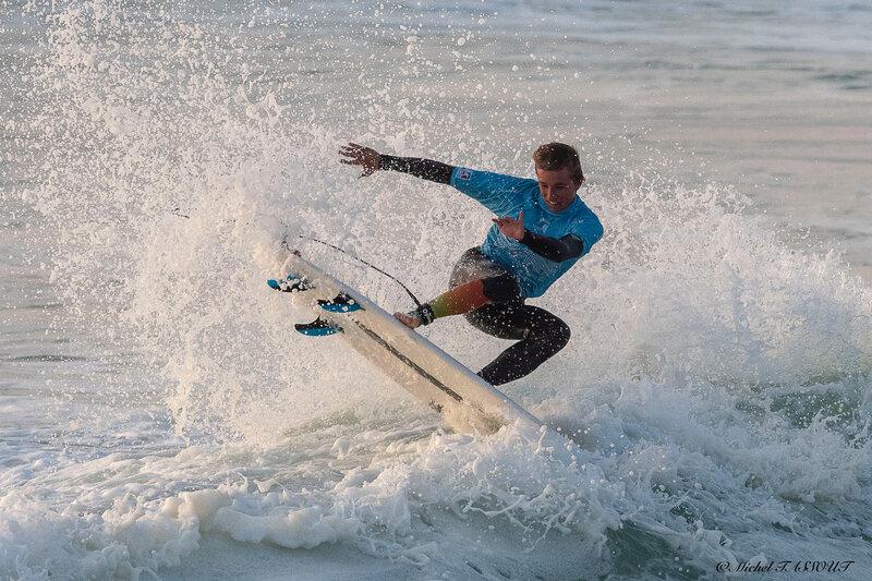 Championnat de France de surf/Hossegor/OCT 2018