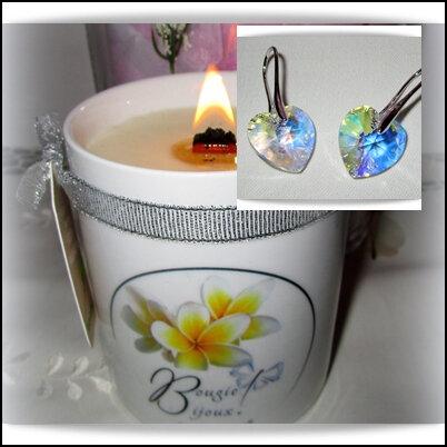 bougies bijoux