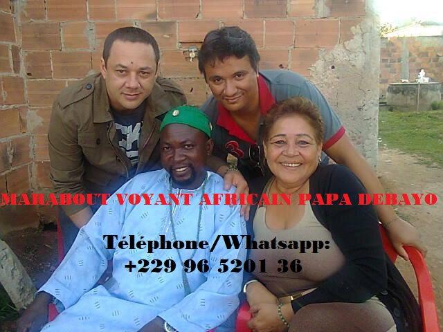 VOYANT MEDIUM MARABOUT AFRICAIN DEBAYO