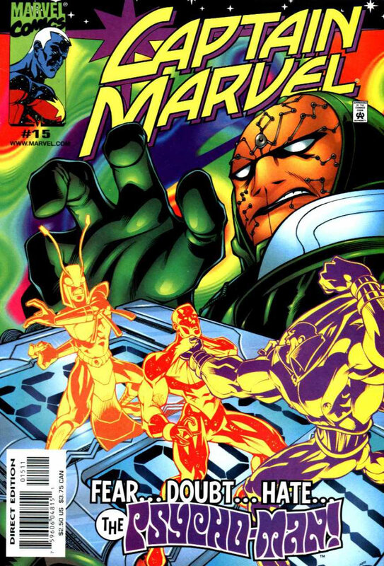captain marvel 2000 15
