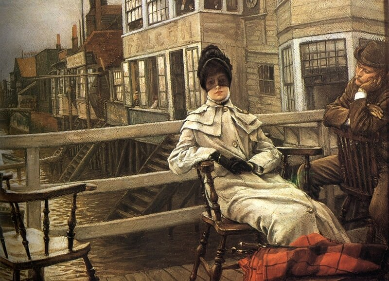 800px-James_Tissot_-_Waiting_for_the_Ferry_II