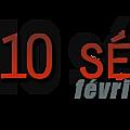 Top 10 séries - février