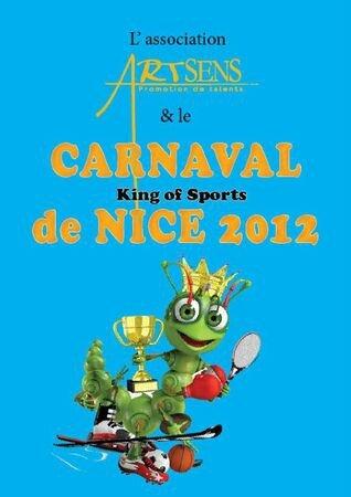 carnaval nice 2012