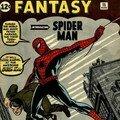 Swipes de amazing fantasy #15