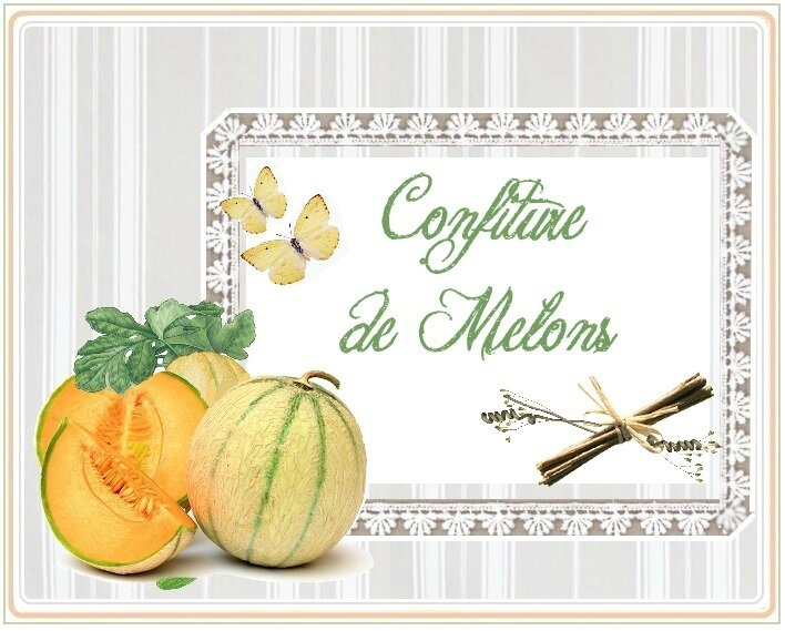 conf melons