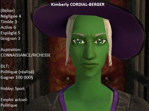Kimberly Cordial-Berger