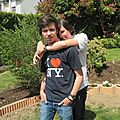 Avril 2010 avec Roman