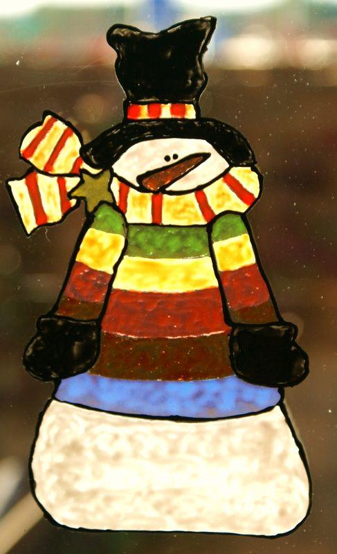 Bonhomme de neige 1 déc08