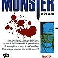 Monster ---- naoki urasawa