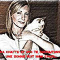 Ma chatte...