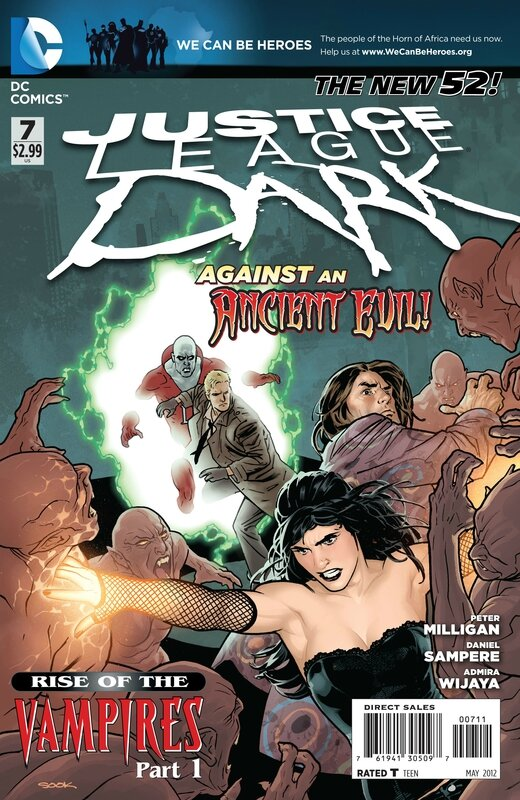 justice league dark 7