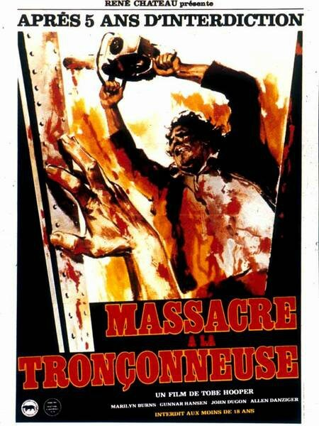 massacre a la tronconneuse 1974
