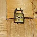 Le cadenas mystique vaudou de l'amour infini