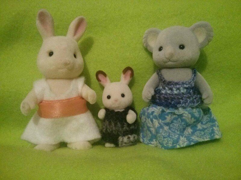 3 tenues