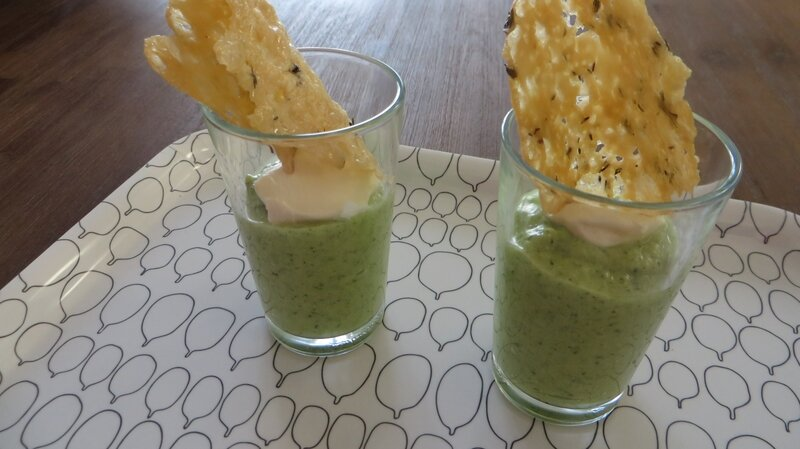 Crème de courgette (2)