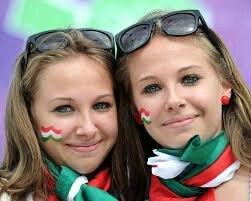 supportrice hongrie