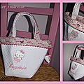 Sac Hello Kitty Eugénie