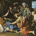 Matthias stomer (amersfoot 1600 - après 1652 italie), la mort de brutus