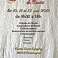 Agenda salon de caissargues