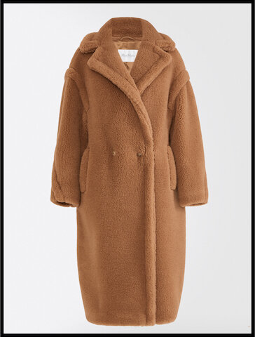 max mara manteau teddy bear 1