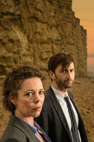 Touche émotionnelle... (Broadchurch - Saison 1)