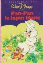 Disney_Panpan le lapin blanc