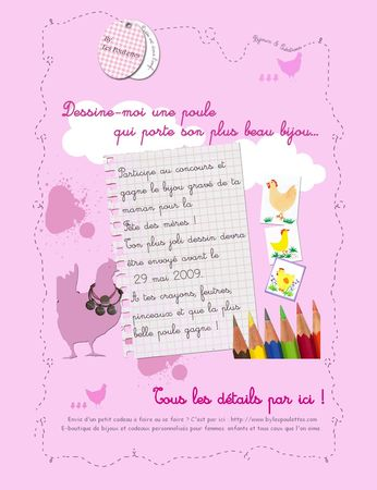 Mailing_Concours_dessin
