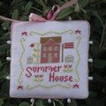 Pinkeep pour Fred - Summer House - Little house needleworks