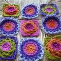Crochet japonais, suite