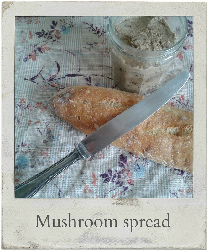 mushroomspread