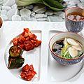 A la découverte de la cuisine coréenne avec la korean food foundation {recettes }
