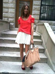 tshirt rouge