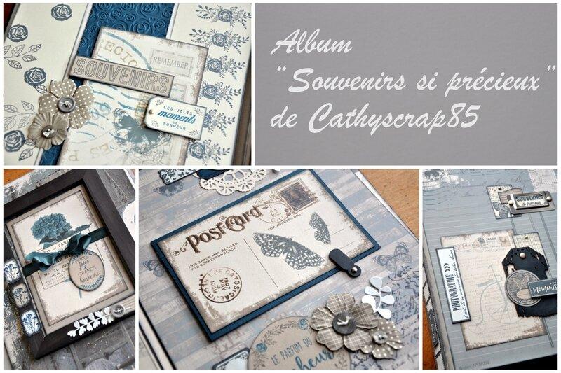 Album _Souvenirs si pr+®cieux_ de Cathyscrap85