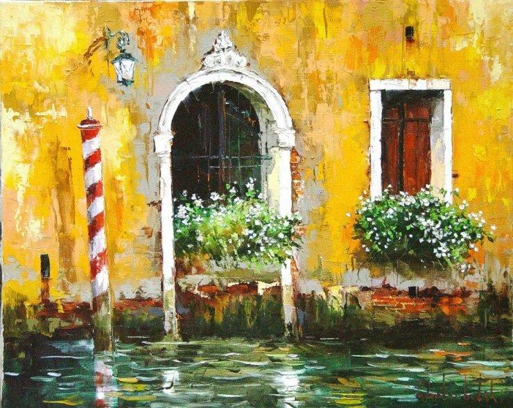 Souvenir de Venise...